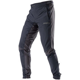 Zimtstern Shelterz Pantaloni Uomo, grigio/nero
